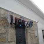 colored socks nas ilhas do Porto