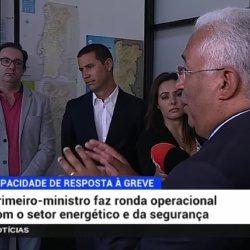 António Costa na ENSE