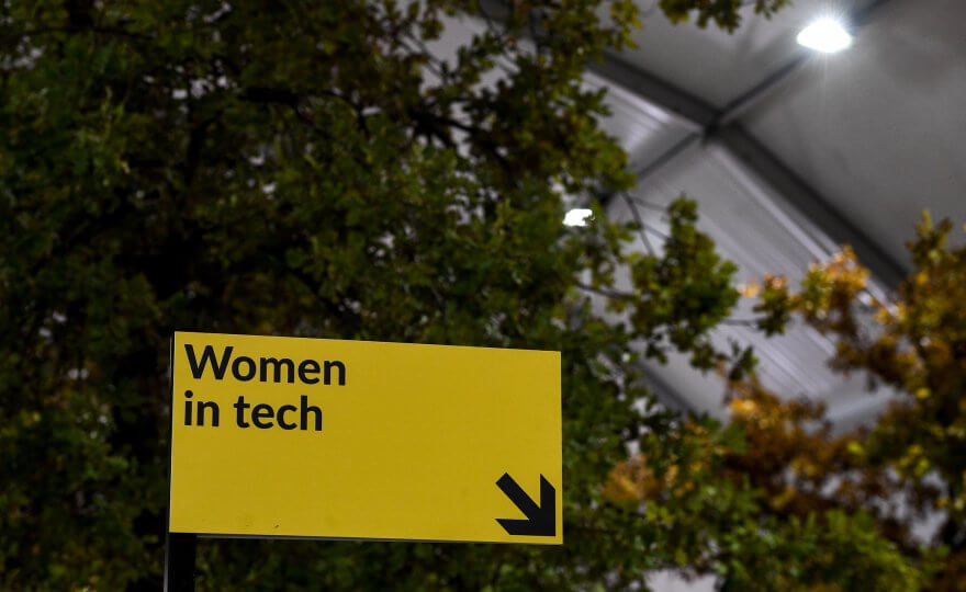 Web Summit Women in Tech