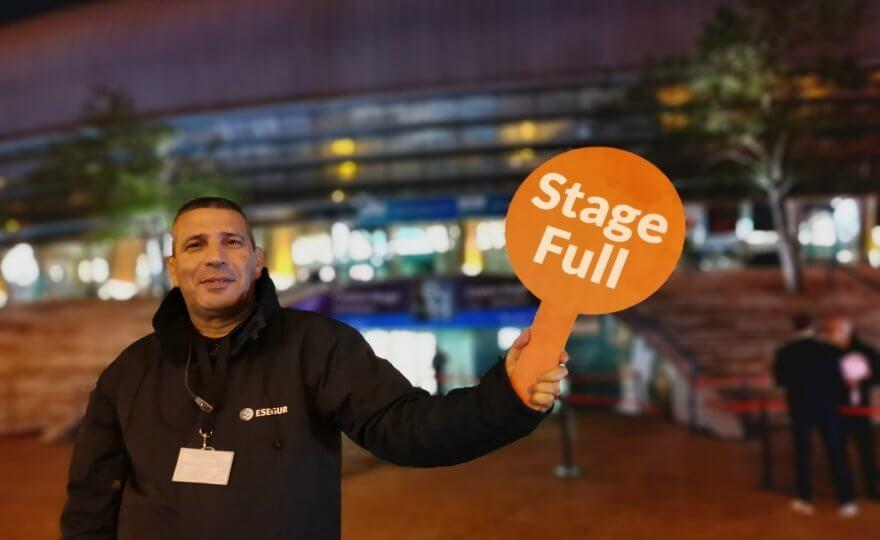 Stage Full Web Summit